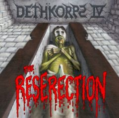 Dethkorpz IV album cover